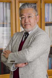 Professor HIRAMOTO, Kenta